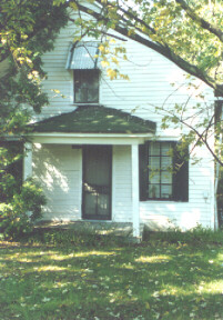 old Eagarville home No. 1