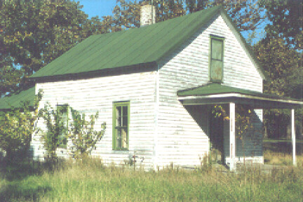 old Eagarville home No. 2